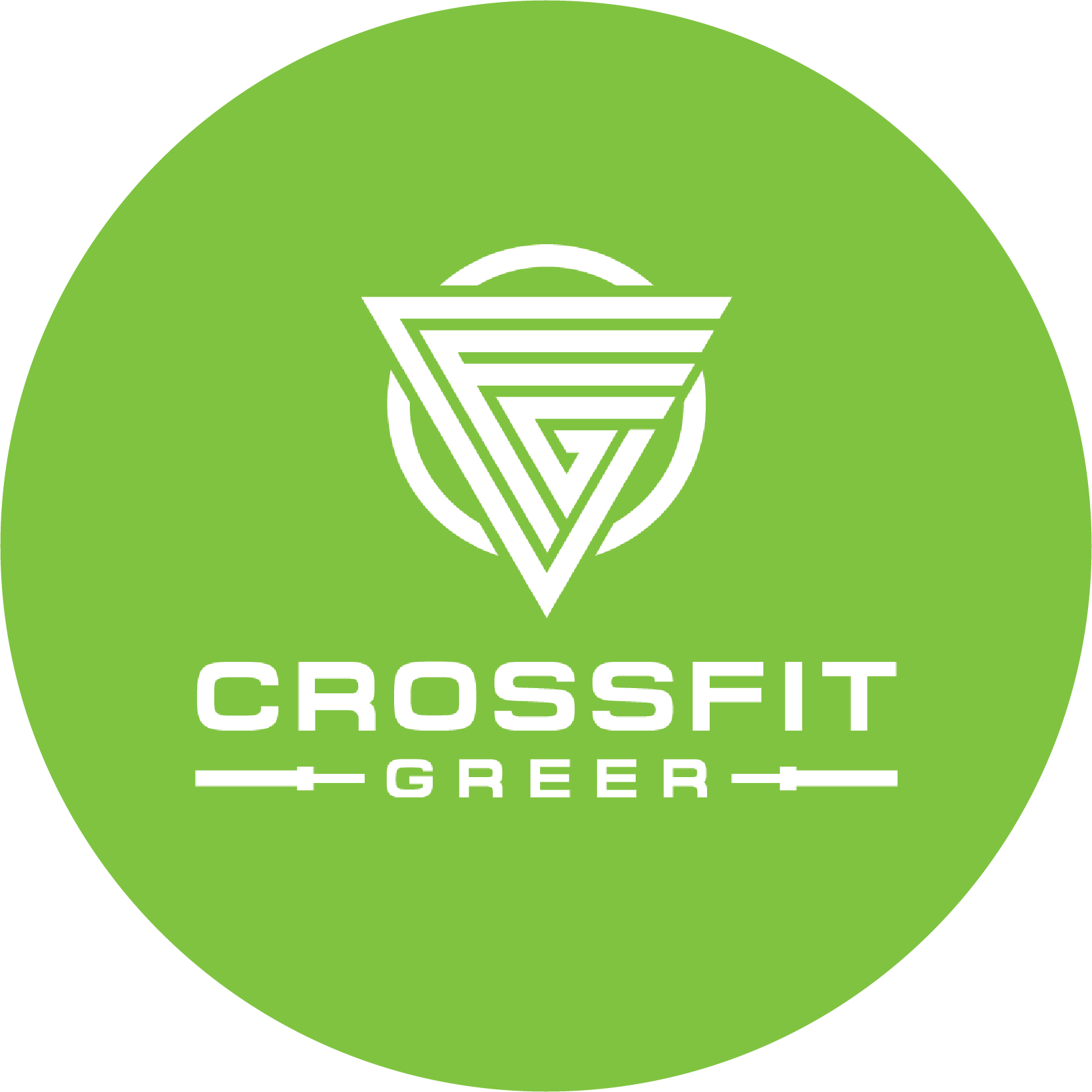 Crossfit Logo Icon